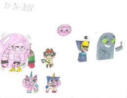 UNKY - Bubblegum, Bubblegum! by worldofcaitlyn