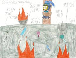 UNKY - BURN THE WITCH! by worldofcaitlyn