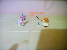 UNKY - The Happy Horn LEGO by worldofcaitlyn