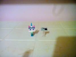 UNKY - Two Warrior Friends LEGO by worldofcaitlyn