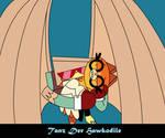 UNKY - Tanz Der Hawkodile 2 by worldofcaitlyn