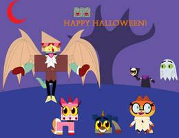 UNKY - Happy Halloween 2018 by worldofcaitlyn