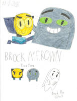 UNKY - Frown And Brock Pals by worldofcaitlyn