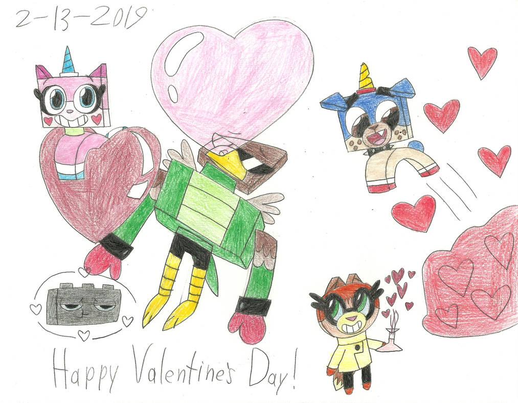 UNKY - Happy Valentine's Day 2019