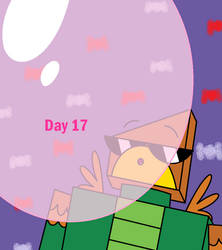 UNKY - Hallo-Dile Day 17