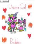 UNKYXRBUK - Unicorn-Cat Friends