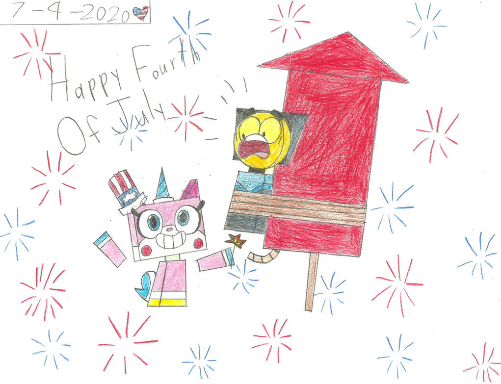 UNKY - Happy Fourth Of July 2020