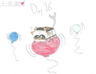 Mxls - Scorpril Day 16