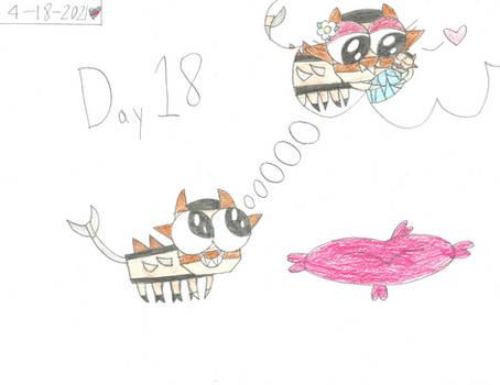 Mxls - Scorpril Day 18