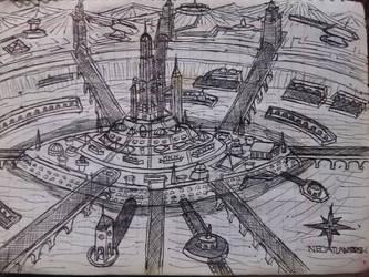 Neo Atlantis (Alpha Version) by 7H3D3M0NL0RD