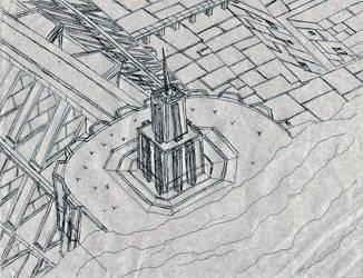 Megalithian Complex by 7H3D3M0NL0RD
