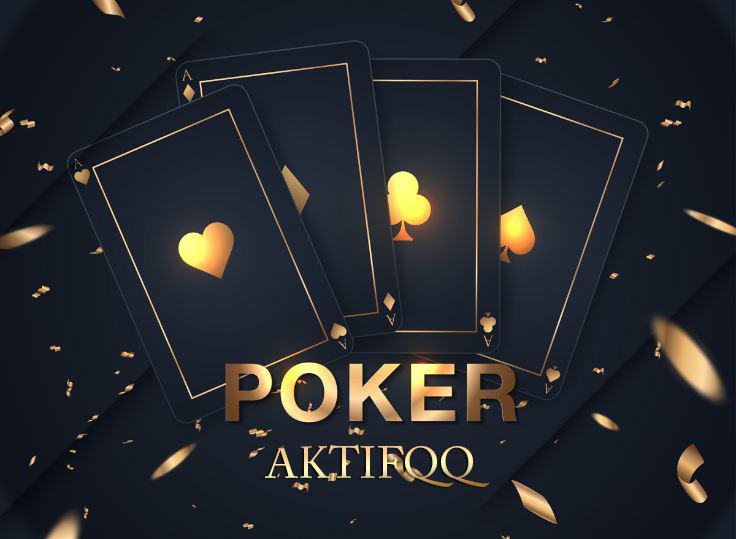 Aktifqq Poker Card Art By Sakong On Deviantart