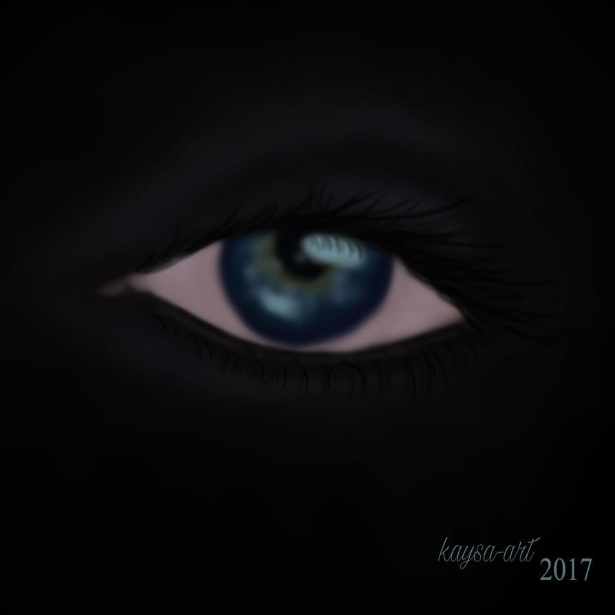 Mystery Seeking by kaysa-art