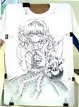 T-shirt Alice