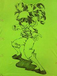 T-shirt Sweetheart by ranalez