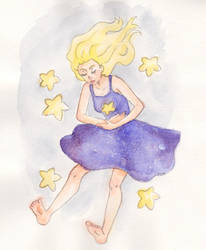 Watercolor practice by Liliko-dream