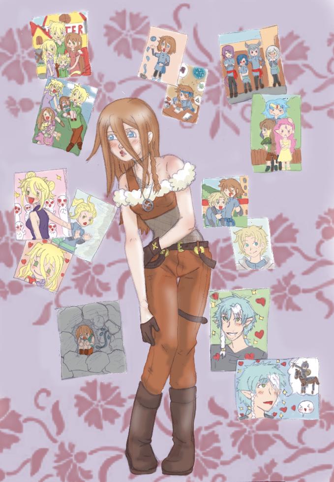 Ev- Merida una historia que contar by Liliko-dream