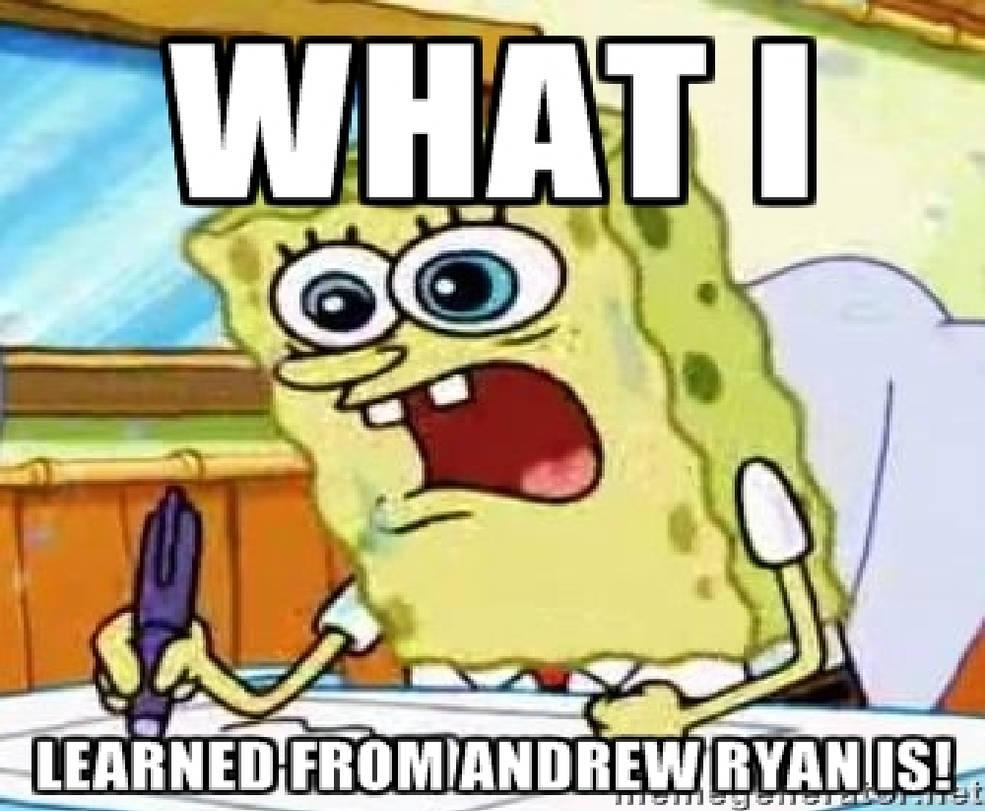 Spongebob meme by hollywoodundeadexe