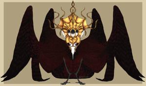 Serephim Harpy Adoptable [Closed]