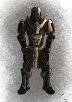 Titan Armour Speed Paint