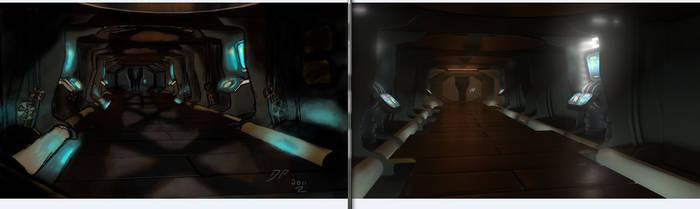 Corridor-Concept Comparison