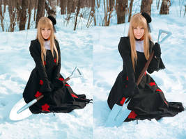 Axis Power Hetalia - Welcome to snowy Russia by Gekidan