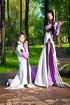 xxxHolic - Watanuki and Yuko