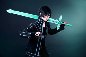Sword Art Online - Kirito by Gekidan