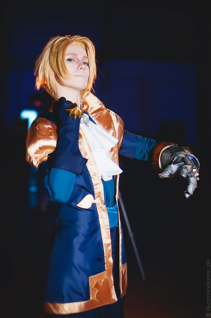 Ace of Spades Ezreal - league of legends cosplay by ...