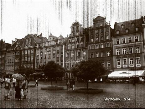 Wroclaw, 1914