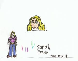 Sarah  s Fashion by toa rpg14 by rpg9386