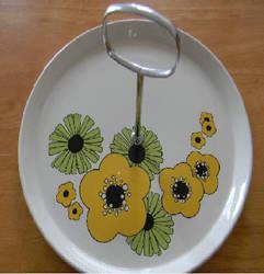Plate Summertime
