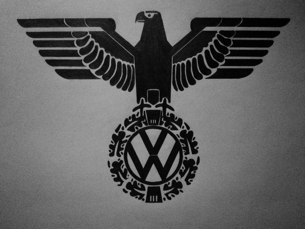 Volkswagen Logo By Villanygitar On DeviantArt