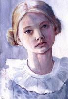 girl portrait II