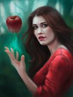 Snow White by jennomat
