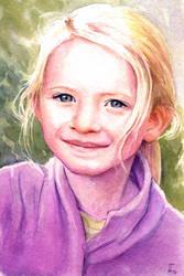 girl portrait III
