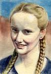 girl portrait IV