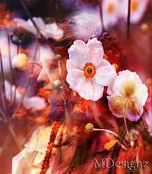 Flowers In Her Hair, Magic Secrets In Her Eyes by 33M