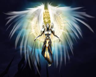 WoW - Angel by Isuna