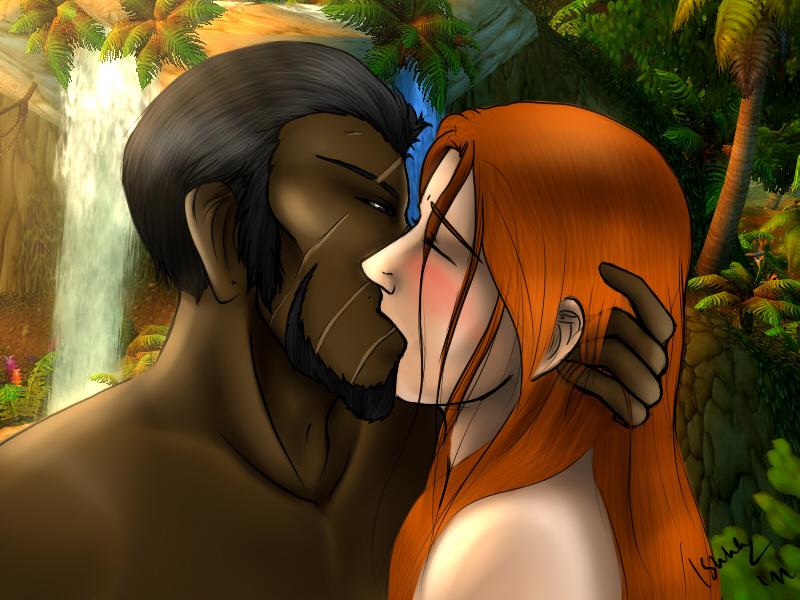 tropical kiss