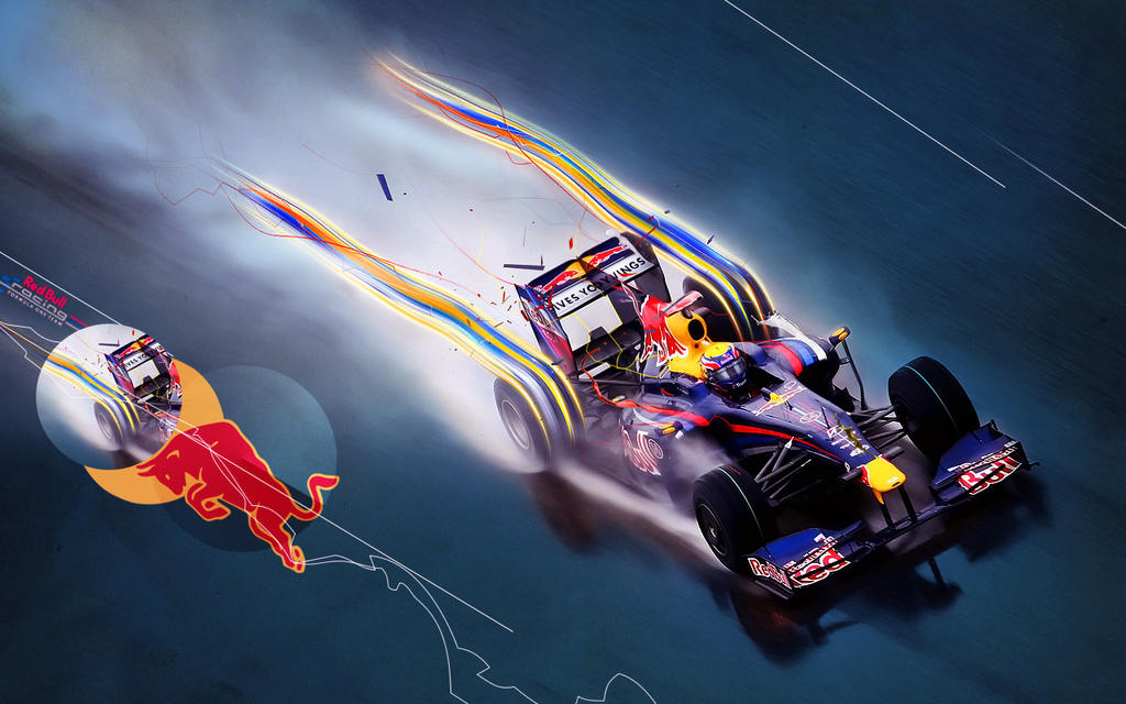 Red Bull F1 Racing Team by adomas