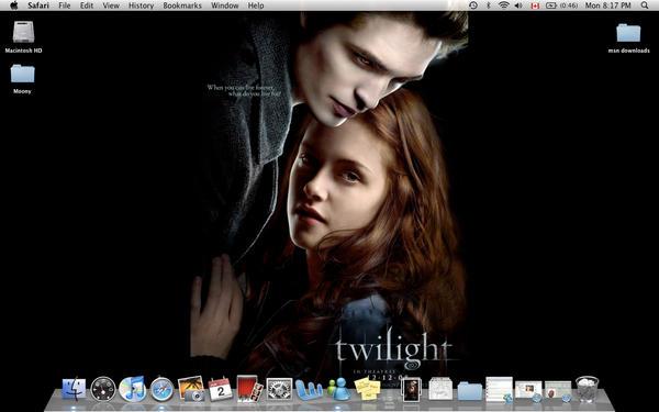twilight desktop