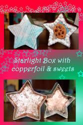 Starlight copper box