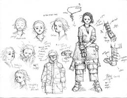 ramil - concept sketch by anchan