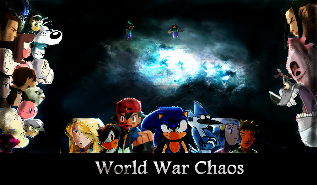 World War Chaos (Ultimate Crossover)-Fanfiction by ToonEmpire24 on
