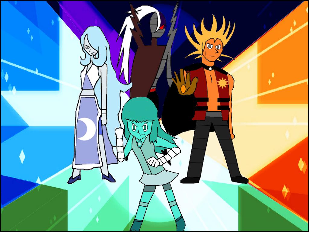 Steven Universe Fan Characters