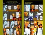 Moonstone Gemsona Comic: Wrath of the Fusion God