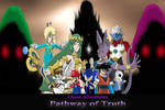 Chaos Adventures: Pathway of Truth cover by ToonEmpire24