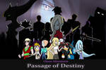 Chaos Adventures: Passage of Destiny Cover by ToonEmpire24