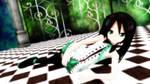 Xmasis - My first edited OC...